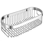 Polish Finished Stainless Steel Soap Basket